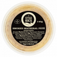 Smoked Mackeral Páté