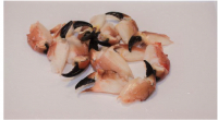 Connemara Cooked Crab Claws