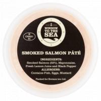 Smoked Salmon Páté