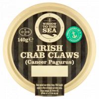 Irish Crab Claws